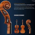 Ingles Hayday Antonio Stradivari Ex Marconi Ex Marlborough