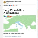 pirandello_nobelprize_nomination